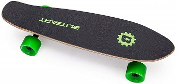 BLITZART Mini Flash 28 Electric Skateboard review