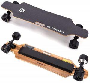 Blitzart Huracane Electric Skateboard