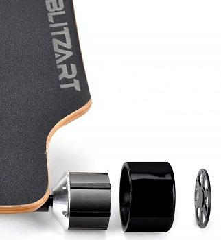 Blitzart Huracane Electric Skateboard review