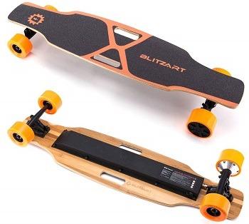 Blitzart X-Plore Electric Skateboard