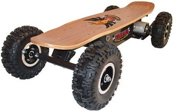 EMAD Electric Skateboard Dirt Rider 800W Model