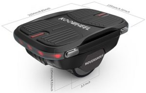 KooWheel Hover shoes review
