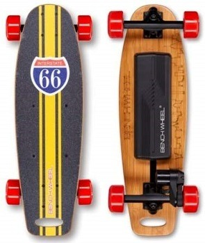 Penny Board Electric Skateboard