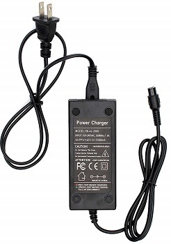 The Charger For The Battery