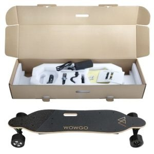 Wowgo 2S Electric Skateboard review