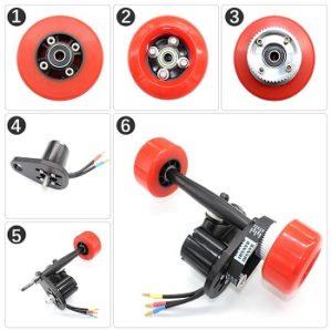 XCSource Electric Skateboard Motor Kit review